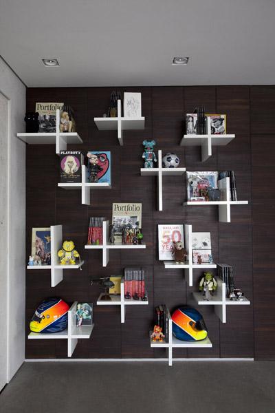 Modern House by Triplex Arquitetura interior design ideas 5