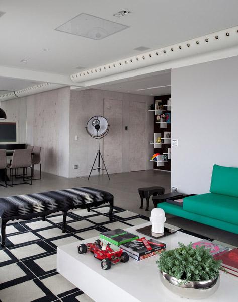 Modern House by Triplex Arquitetura interior design ideas 6