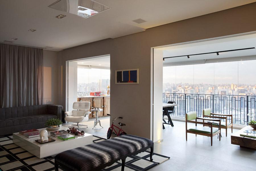 Modern House by Triplex Arquitetura interior design ideas 7