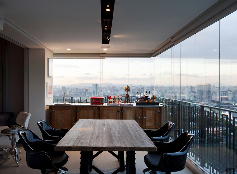 Modern House by Triplex Arquitetura interior design ideas 8