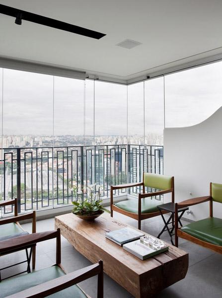 Modern House by Triplex Arquitetura interior design ideas 9