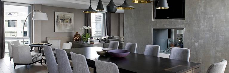Paddington Penthouse  SHH interior design ideas