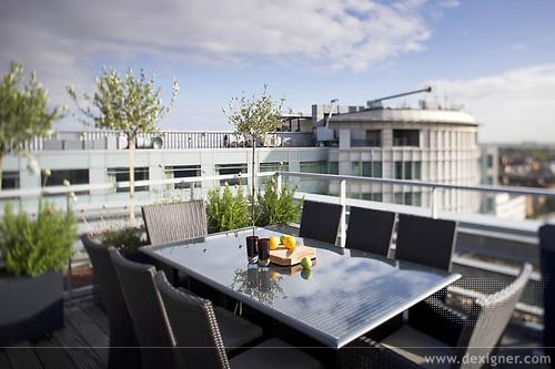 Paddington Penthouse  SHH exterior design ideas
