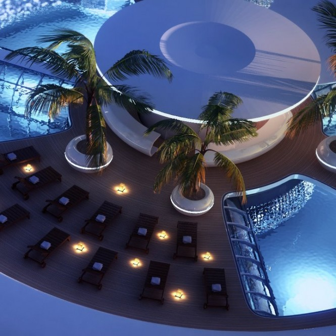 Awesome Underwater Hotel: The Water Discus 7