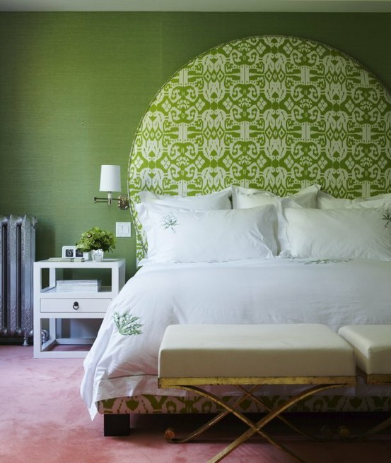 Cheap Headboard Ideas Part - 47: Cheap Headboard 13 Bed Ideas