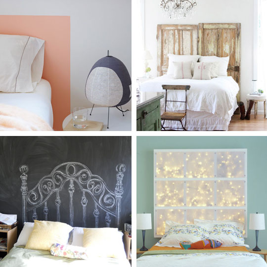 cheap and diy headboards ideas decoholic