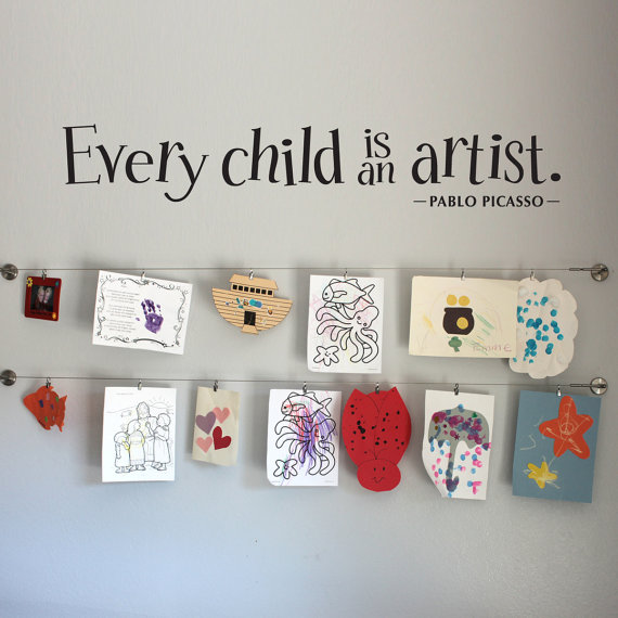 child room quotes decal