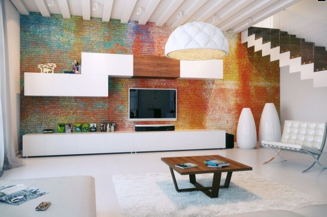 colorful loft 3 nterior design ideas