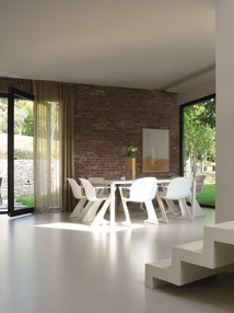 dining room by david volpe