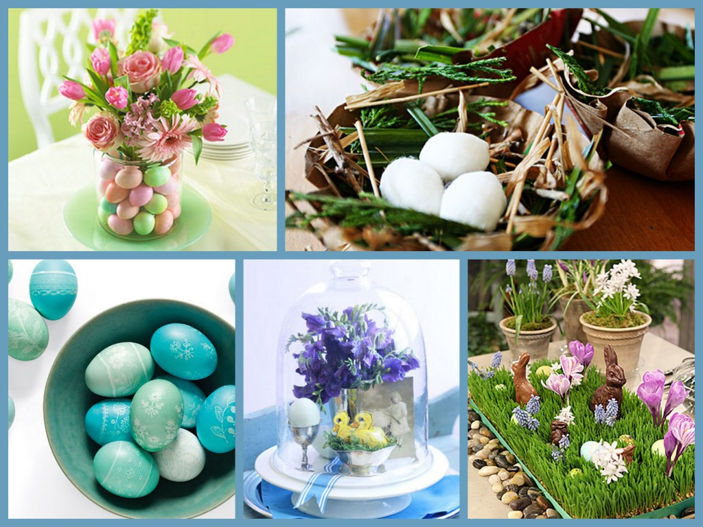 Easter Time On Pinterest Easter Table Decorations Easter And Easter Table