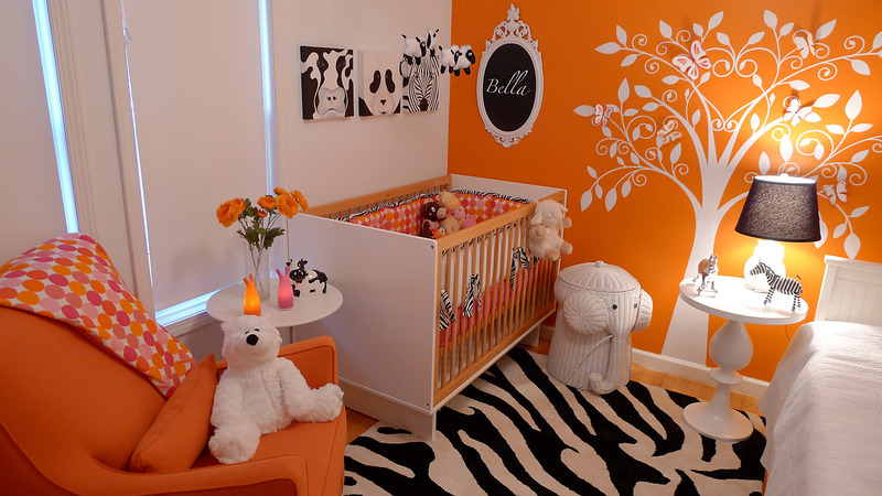 girls nursery rooms 4 ideas
