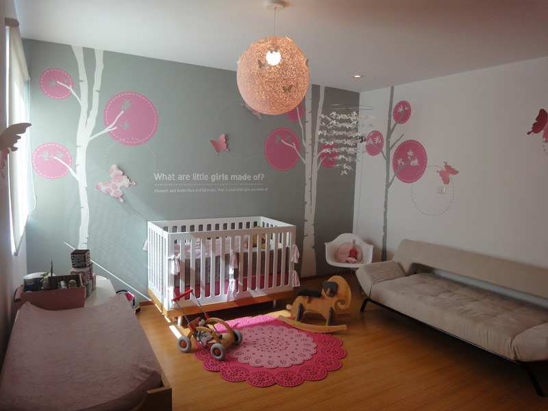 girls nursery rooms 8 ideas