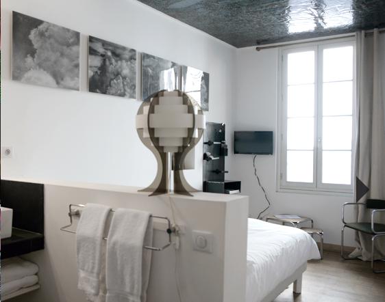 Hotel Au Vieux Panier  room interior design 3