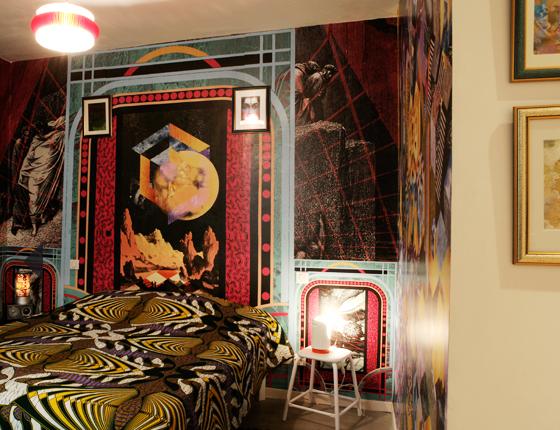 Hotel Au Vieux Panier  room interior design 7