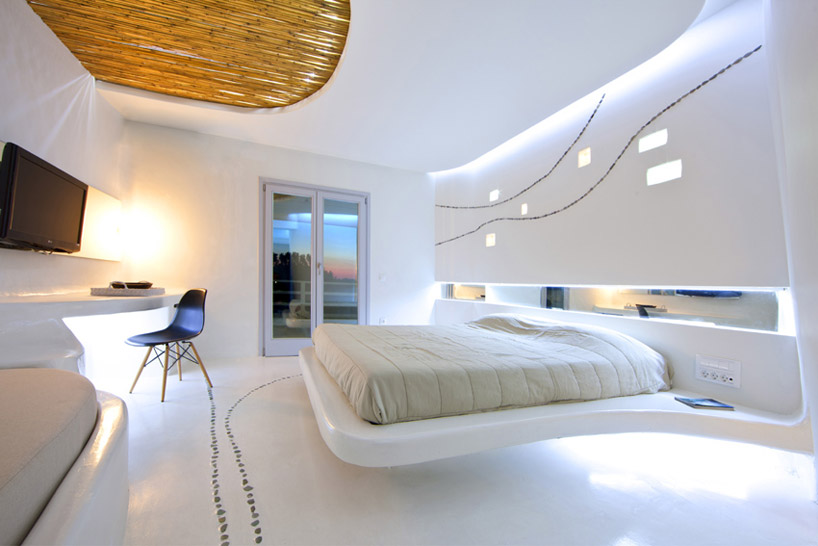 hotel andronikos in mykonos cocoon suites by klab architects