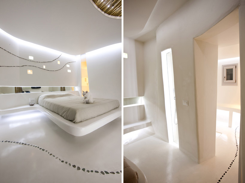 hotel andronikos in mykonos cocoon suites by klab architects 11