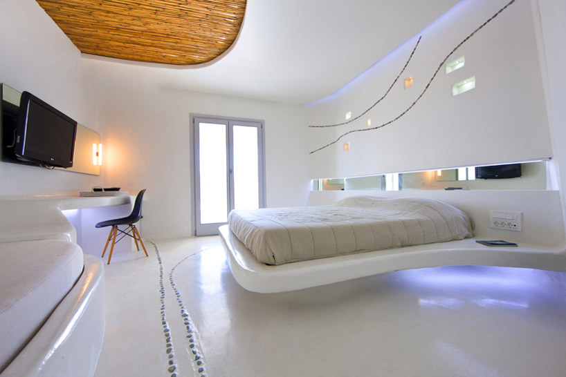 hotel andronikos in mykonos cocoon suites by klab architects 2