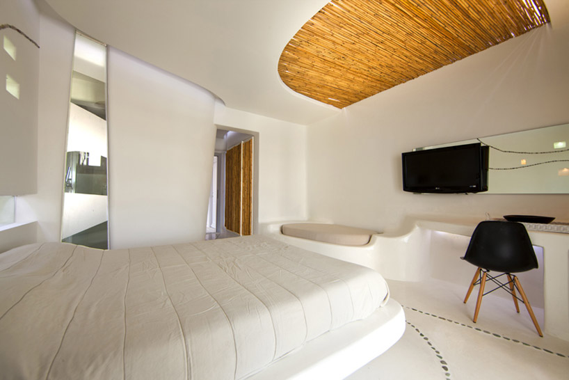 hotel andronikos in mykonos cocoon suites by klab architects 4