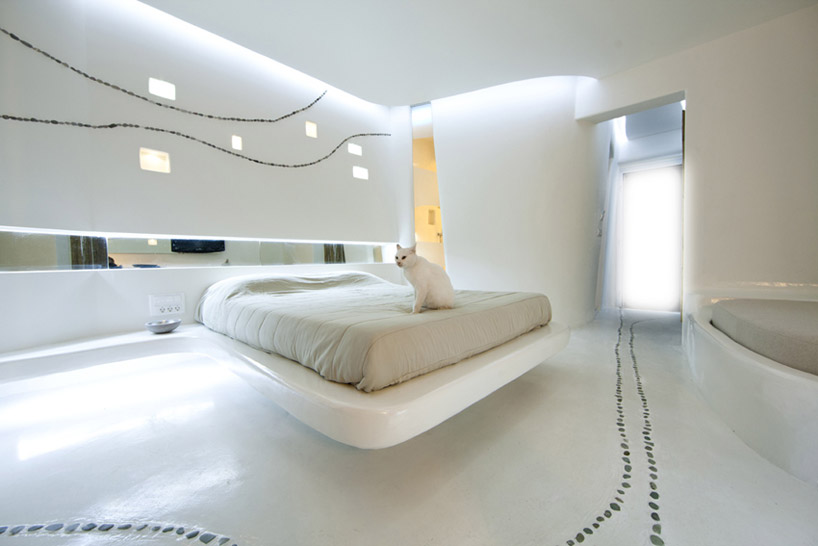 hotel andronikos in mykonos cocoon suites by klab architects 9