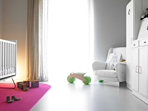 kids room by david volpe