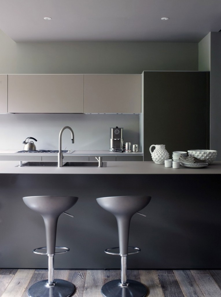 contemporary kitchen 2 ideas by Archi-Tectonics