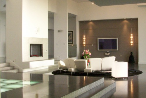 Exceptional Modern Living Room Design By Tatiana Takaeva 2
