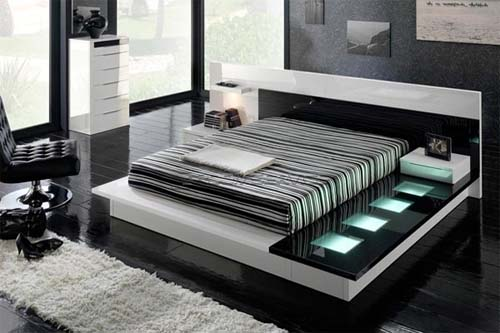 modern bedroom 4 decorating ideas