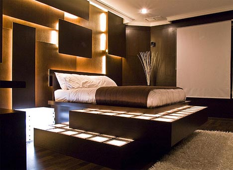 modern bedroom 5 decorating ideas