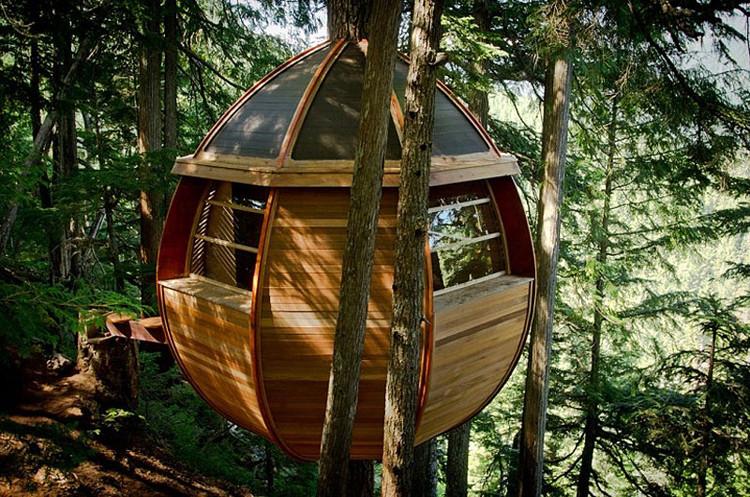 secret tree house the helmloft by joe Allen 2