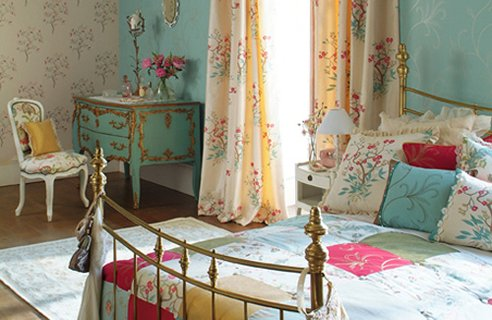 vintage bedrooms 12 decorating ideas u003c & 20 Vintage Bedrooms Inspiring Ideas - Decoholic