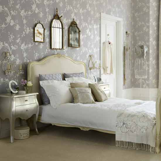 Vintage decorating ideas for bedrooms dream house experience for Bedroom inspiration vintage