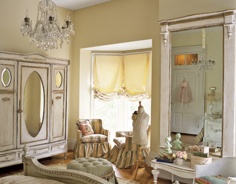 20 vintage bedrooms inspiring ideas decoholic - Dormitorios vintage blanco ...