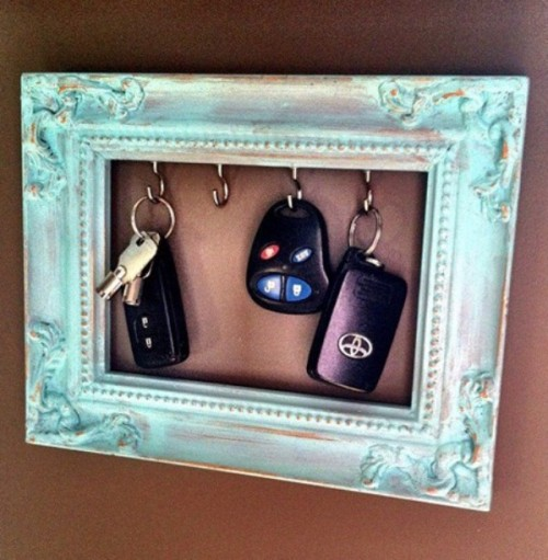 diy ways to store your keys